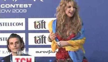За мить до Євробачення-2009