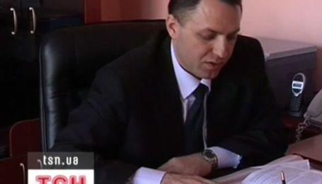 Замах на суддю Олега Ціцака