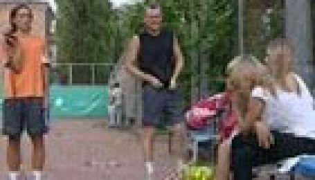 Теніс - комерційна гра