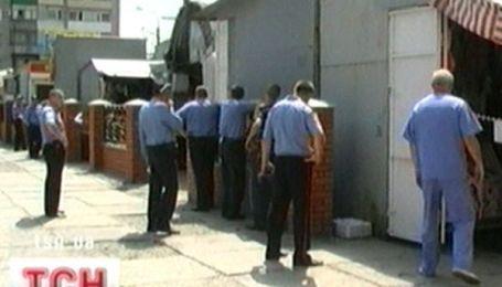 Затримано підозрюваних у розпиленні газу