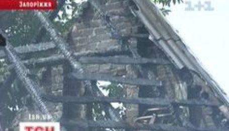 Семеро дітей врятувалися під час пожежі