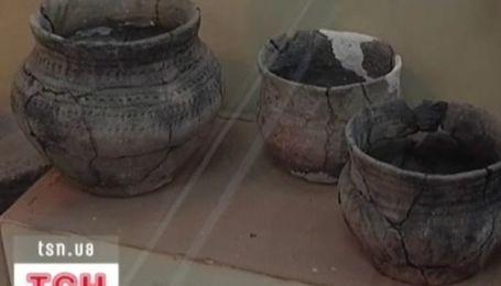 На Донеччині знайдено скарб