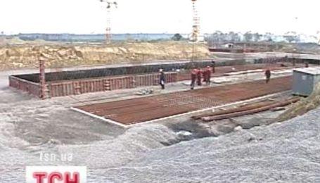 Як у Львові литовище будують
