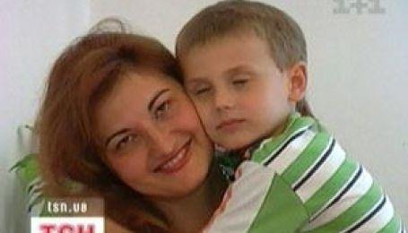 Італійський батько проти української матері