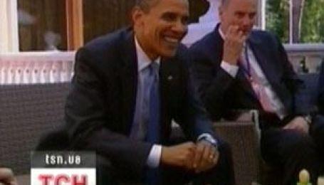 Обама в Москві