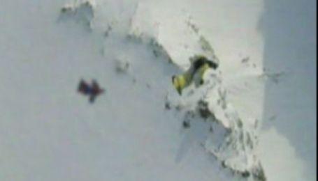 Парашутист вижив, впавши з висоти 2 км