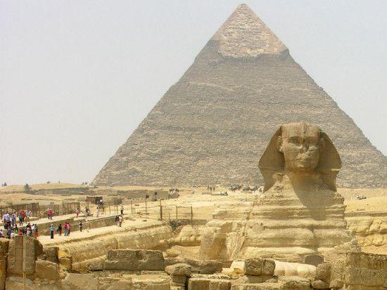 Учені розкрили секрет будівництва пірамід