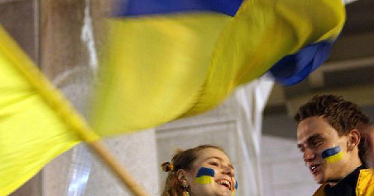 У Києві відбулася акція, присвячена Дню української писемності та мови @ УНІАН