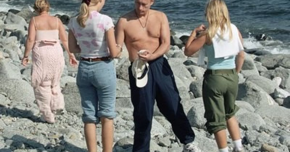 Семья Владимира Путина @ ИТАР-ТАСС