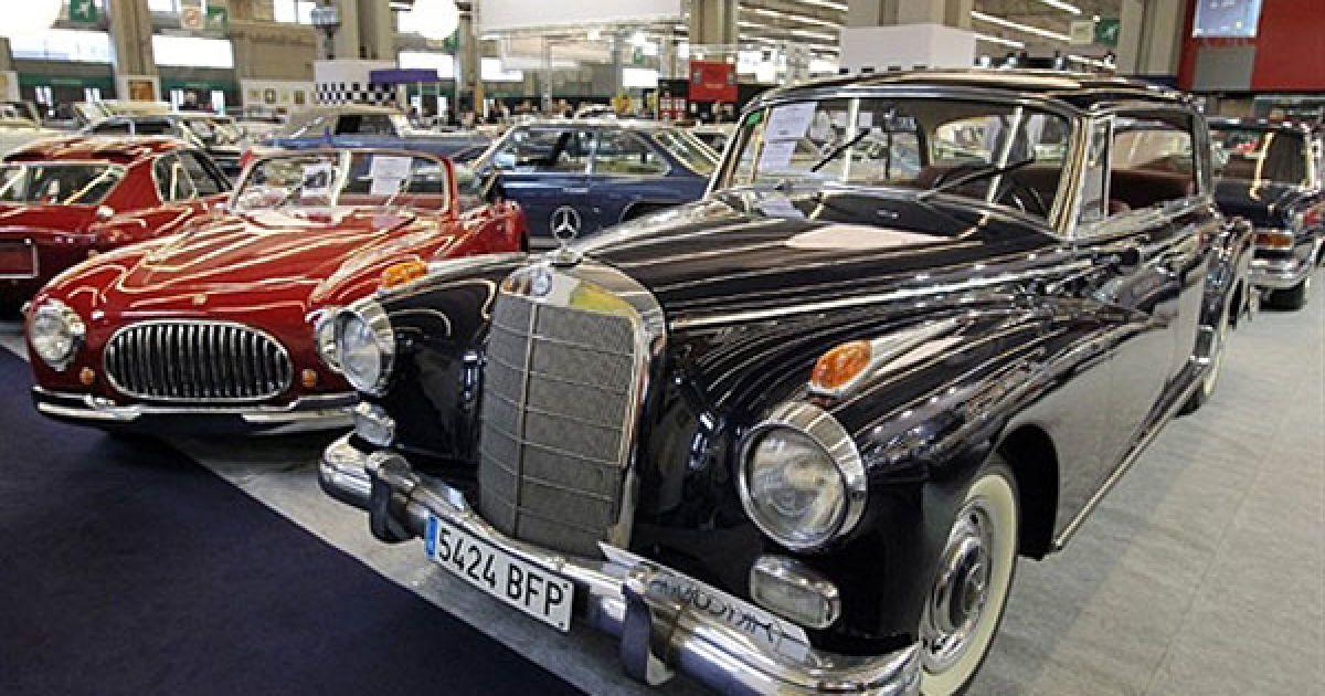 Mercedes 300 Adenauer, 1959 року. @ AFP
