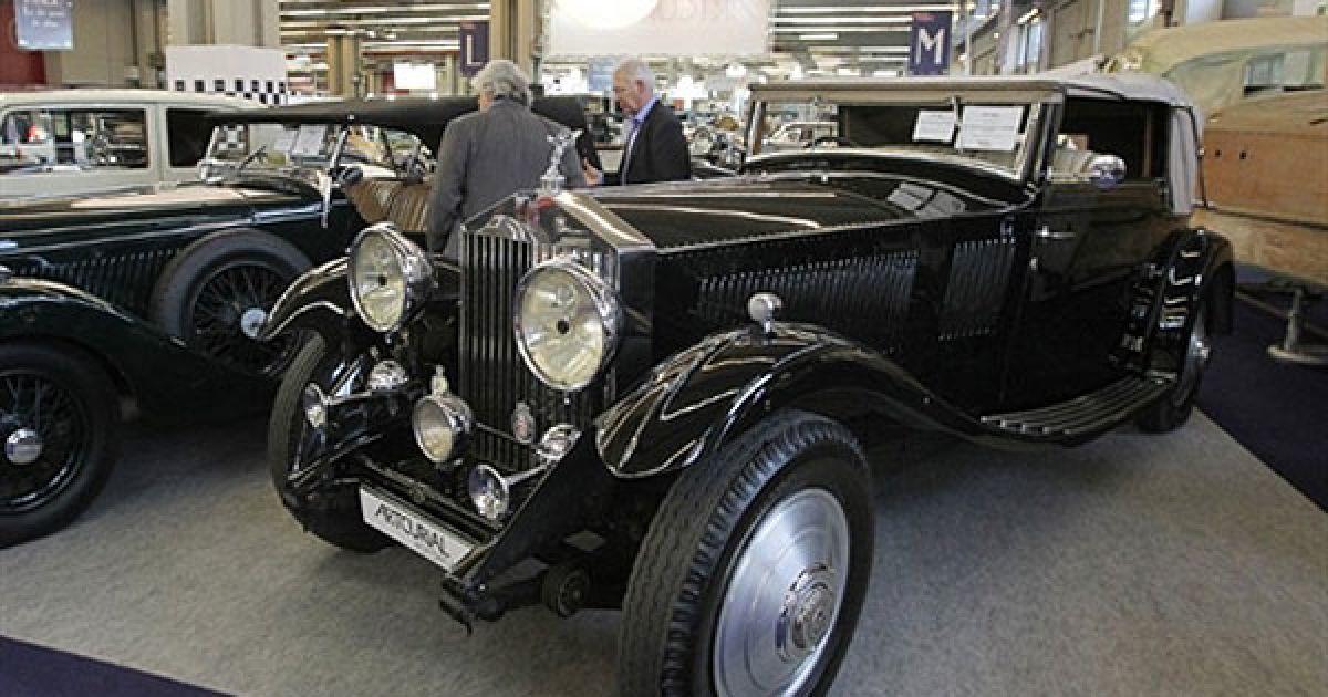 Rolls Royce Phantom II Continental, 1930 року. @ AFP
