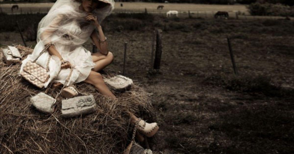 Рекламна фотосесія Chanel @ trendland.net