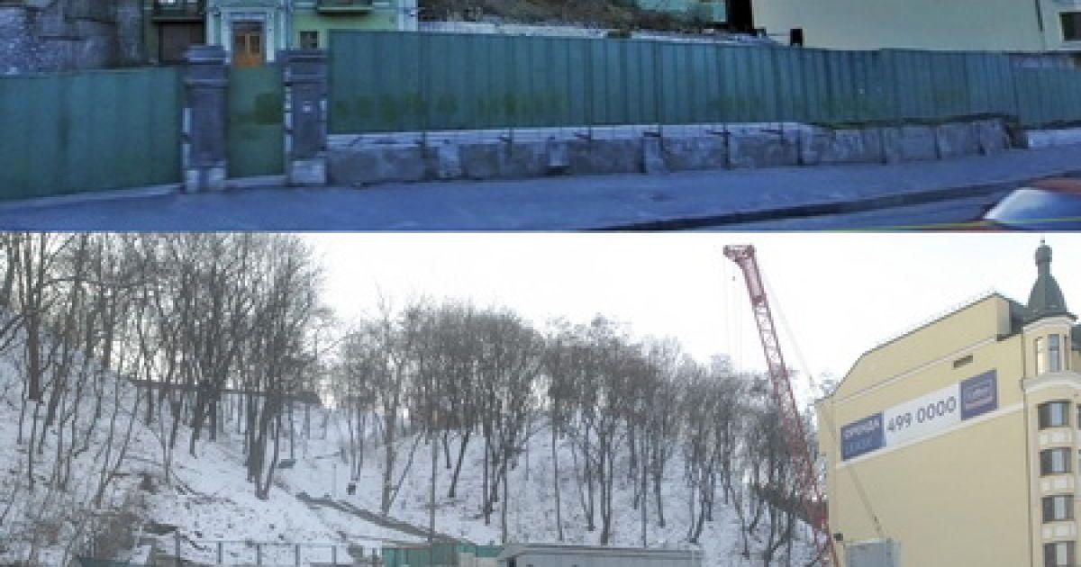 Будівля на Сагайдачного @ Газета по-киевски