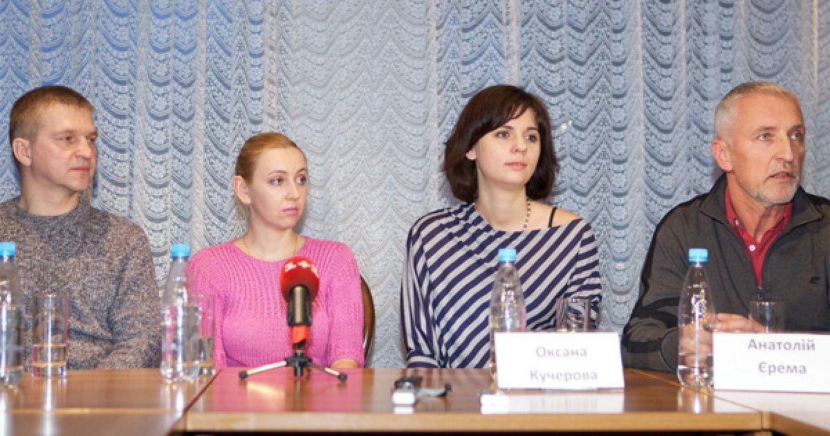 Знімальна група в чужій країні виявилася жертвою шантажу