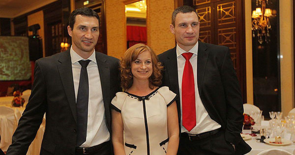 Під час першого благодійного гала-вечора Фонду Братів Кличків було зібрано 880 тисяч євро