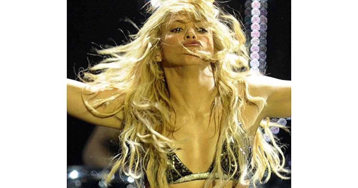 Виступ Шакіри на MTV Europe Music 2010 @ AFP
