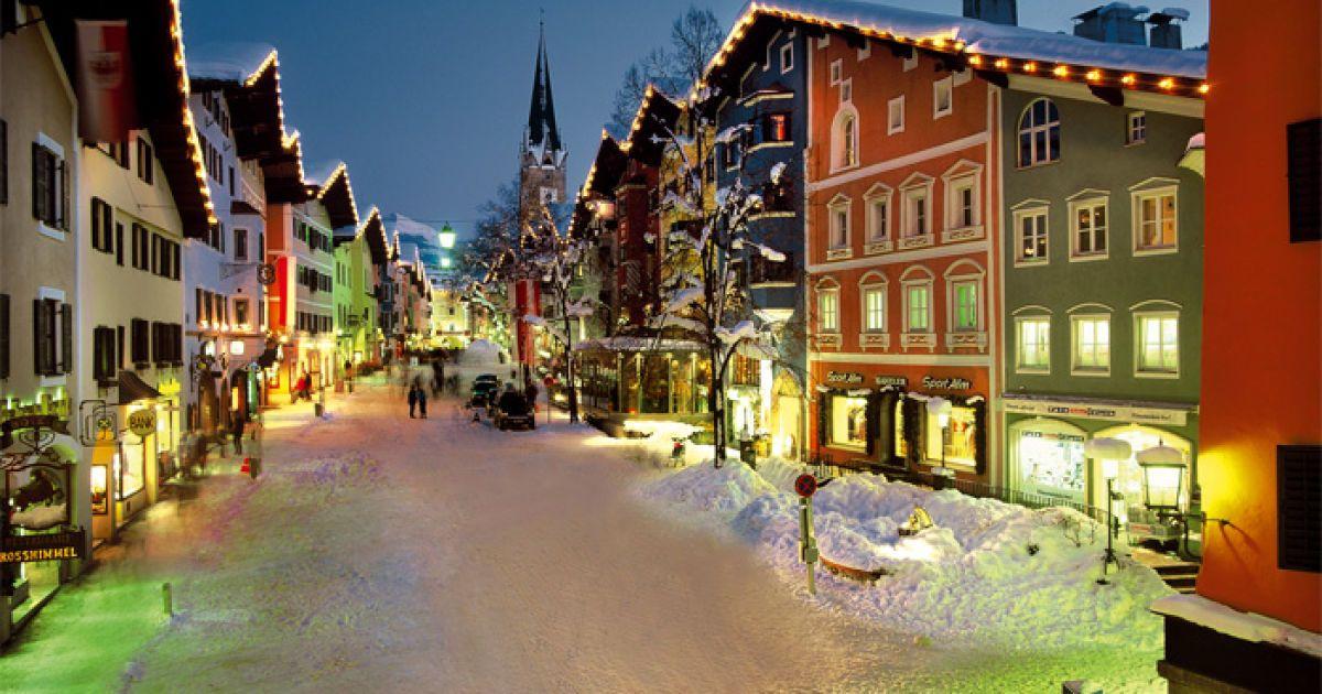 Кітцбюель, Австрія