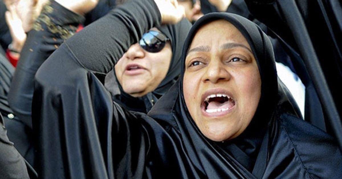 Маніфестанти у наметовому таборі на Перлиновій площі вимагали проведення реформ. @ AFP