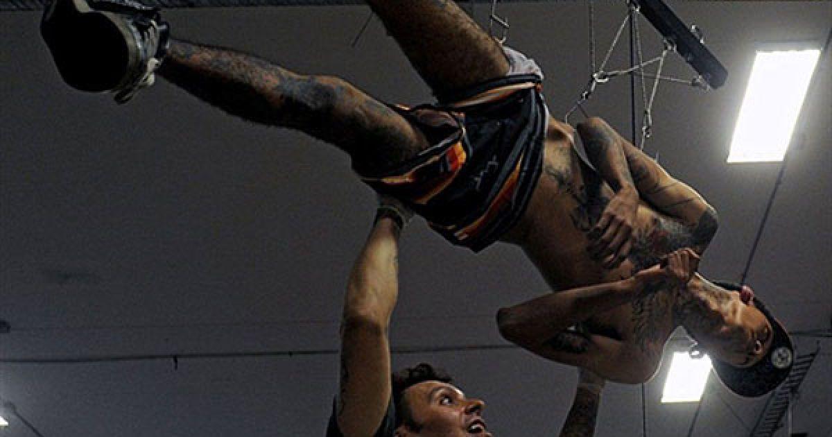 У Медельїні (Колумбія) провели першу міжнародну тату-конвенцію. @ AFP