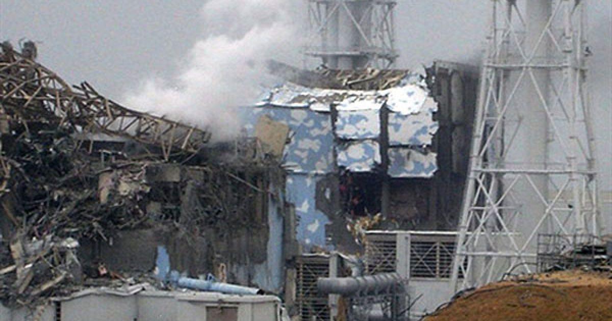 """Критична ситуація склалась на АЕС """"Фукусіма"""" @ AFP"""