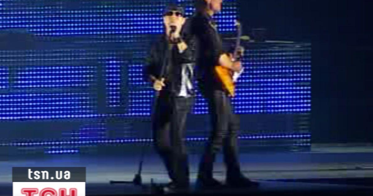 4 листопада відбудеться прощальний концерт Scorpions в Одесі.