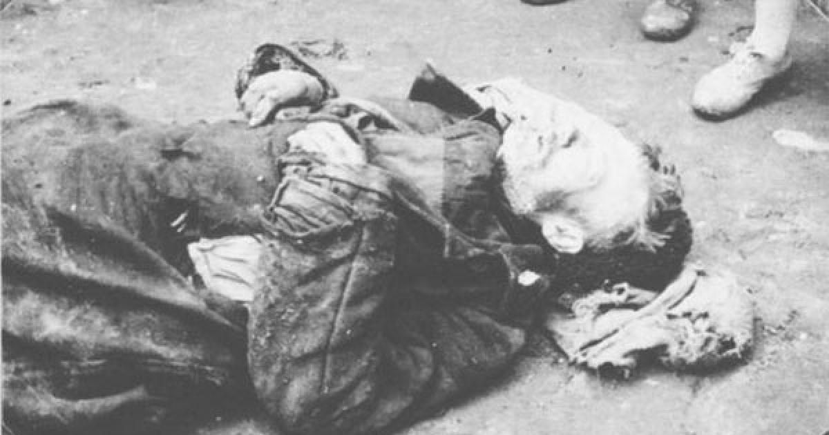Пам'яті жертв Голодоморів 1932-1933 років