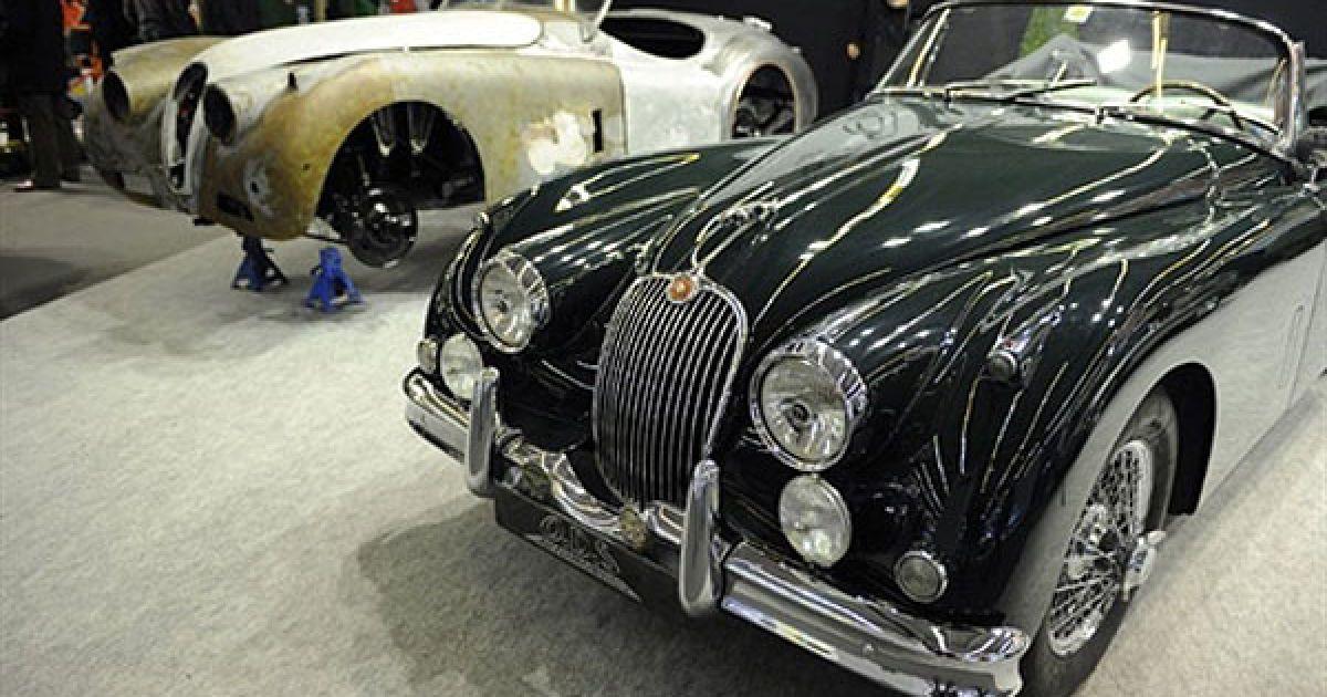Jaguar MK 150 @ AFP