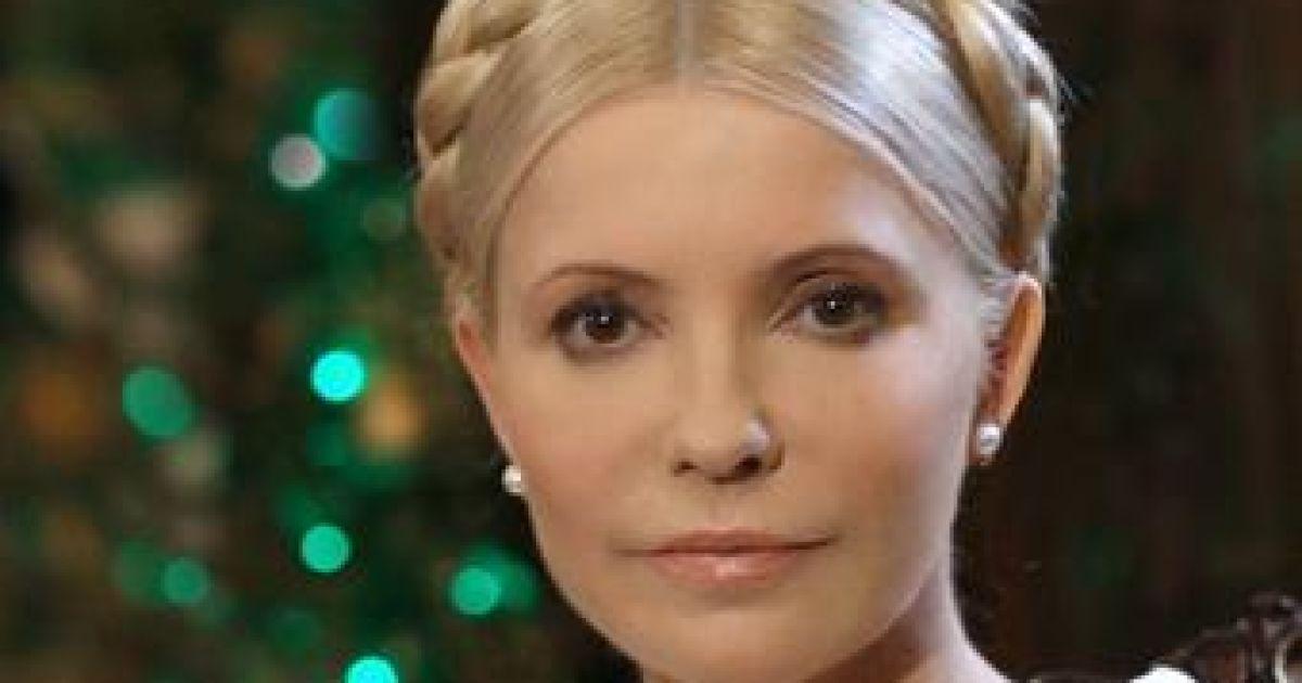 Юлія Тимошенко @ tymoshenko.ua