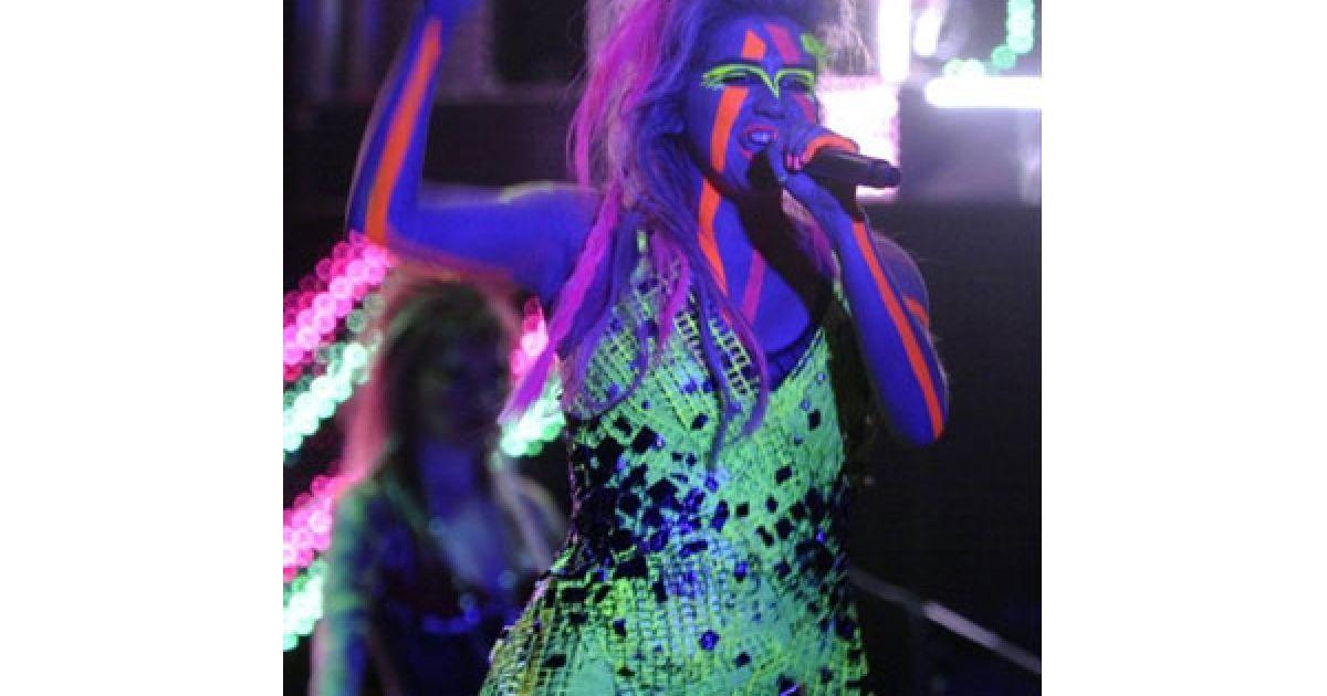 Ke$ha визнали Найкращою новою артисткою @ AFP