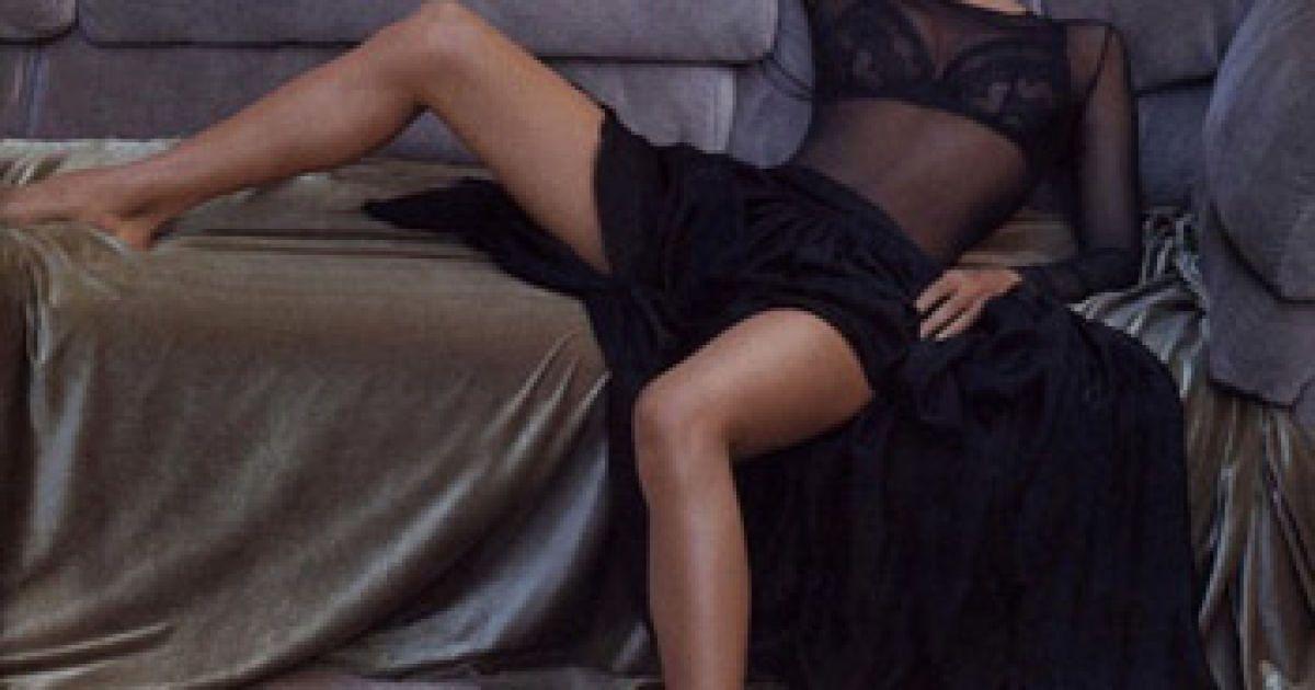 Сексуальна Холлі Беррі знялась для Ebony