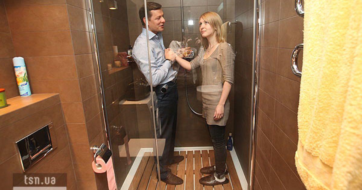 Ляшко демонстрирует ТСН.ua свою квартиру