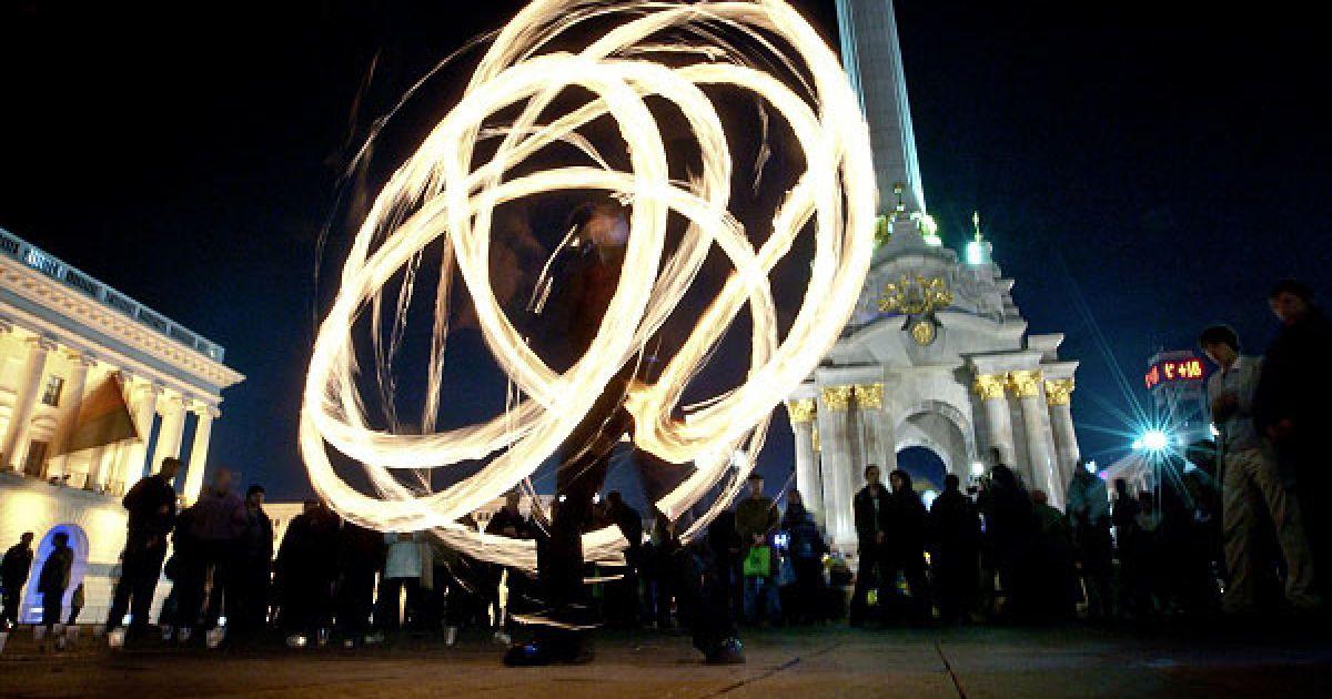 У Києві відбулася акція, присвячена Дню української писемності та мови @ Украинское Фото
