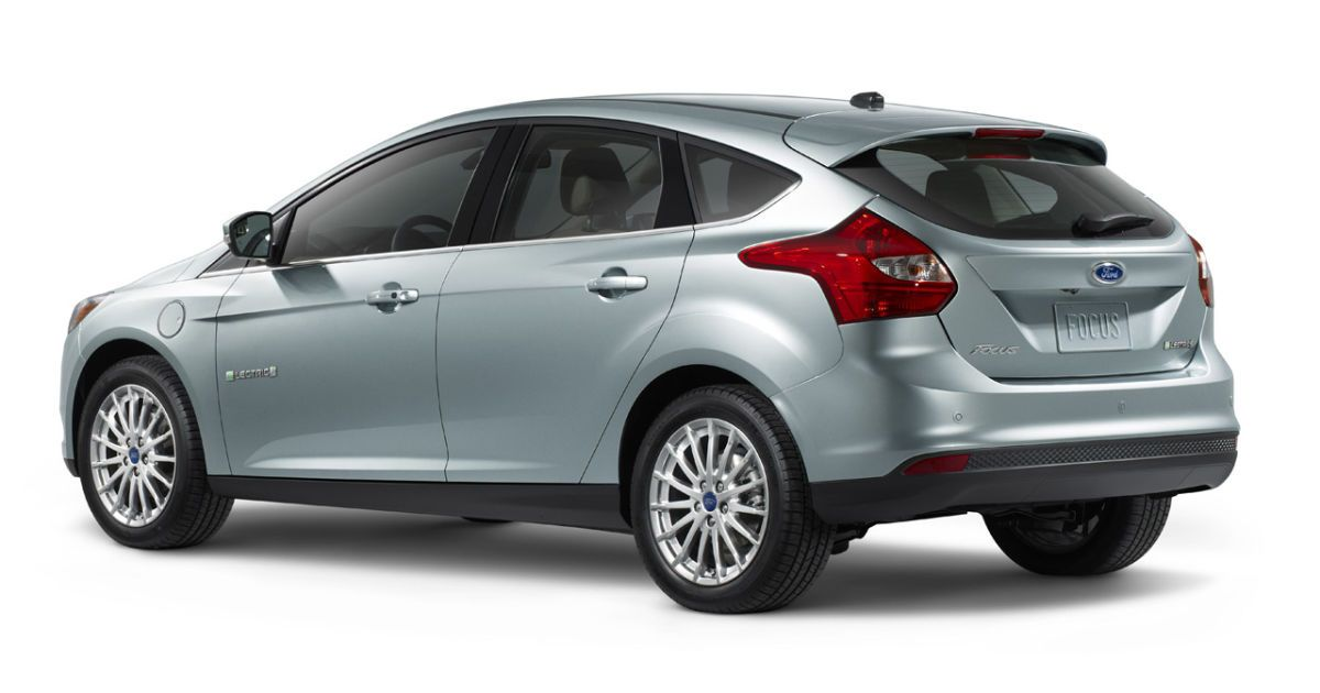 Ford Focus Electric @ fordfocuselectric.com