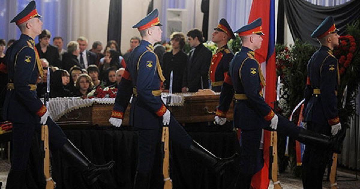 Віктор Черномирдін помер близько 4 години ранку (03:00 за київським часом) 3 листопада. @ AFP