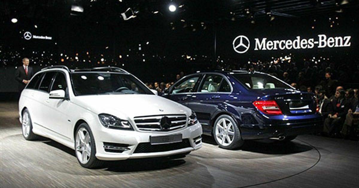 Перші автомобільні прем'єри 2011 року були представлені на 23-му щорічному автошоу NAIAS у Детройті. @ AFP