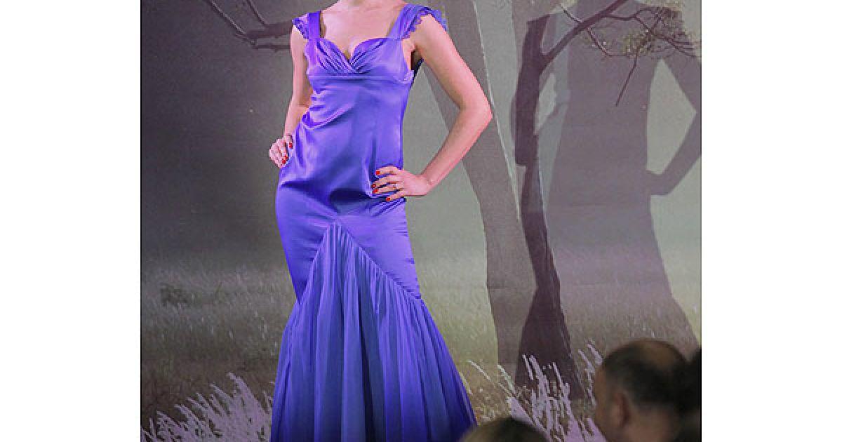 Дизайнерське плаття від Наталії Кличко було миттєво куплене.