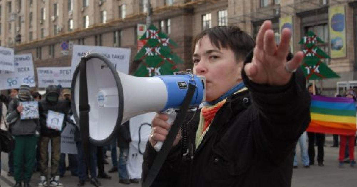Гомосексуалисты в украине права