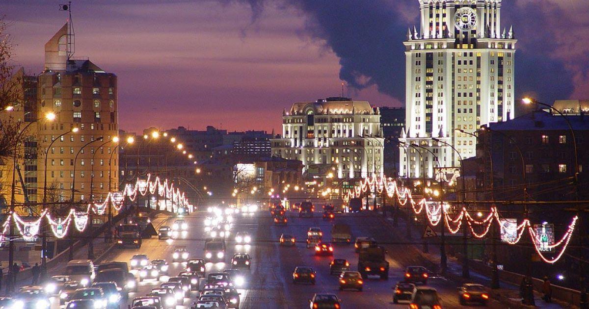 Москве пророчат 10 место в рейтинге @ noticias.terra.com.br