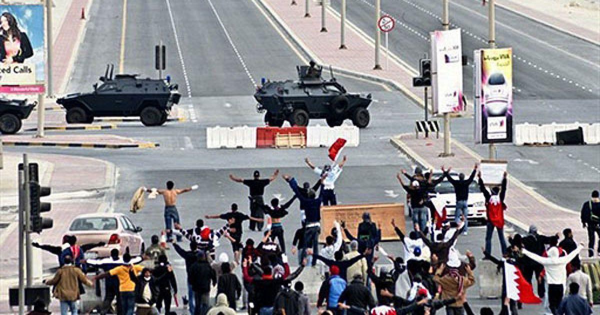 Поліцейські вбили трьох демонстрантів і поранили десятки людей. @ AFP