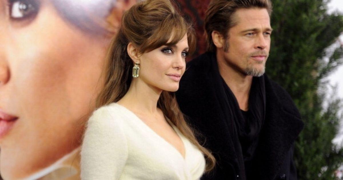 Анджеліна Джолі та Бред Пітт @ Getty Images/Fotobank