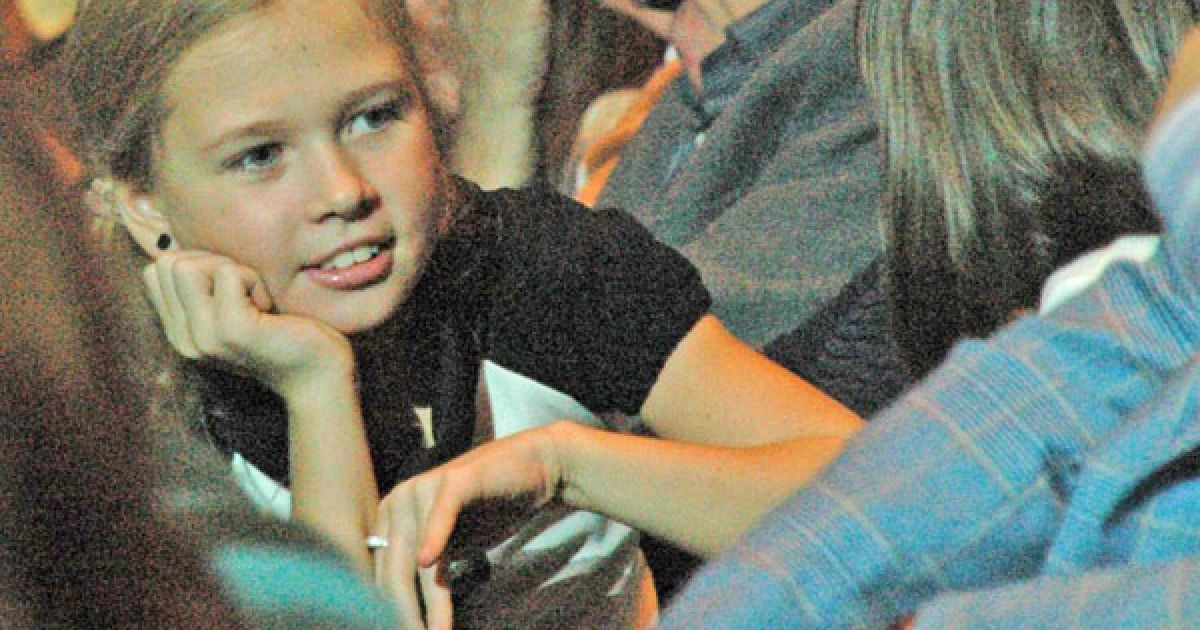 Старша дочка Віри Брежнєвої Соня @ ТСН.ua