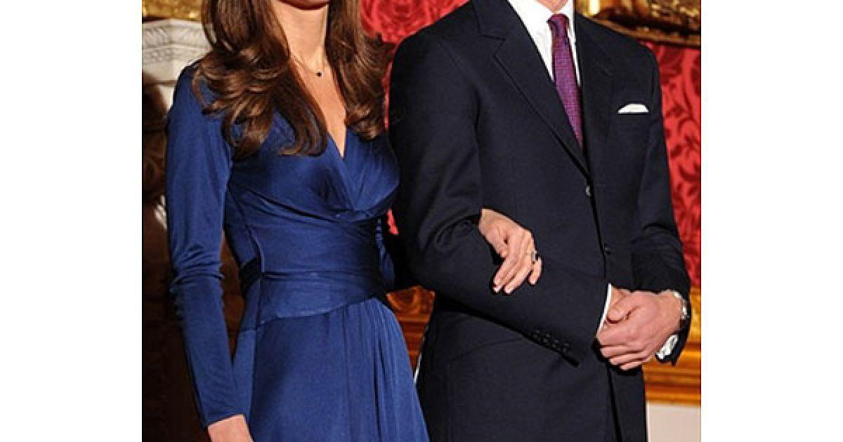 Британський принц Вільям, старший син принца Уельського Чарльза і покійної принцеси Діани, одружиться у 2011 році на своїй давній подрузі Кейт Міддлтон. @ AFP