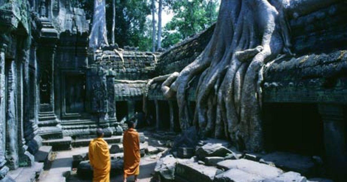 Храм Анджеліни Джолі, фото: Alamy