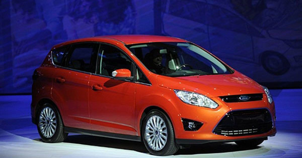 Ford C-Max @ AFP