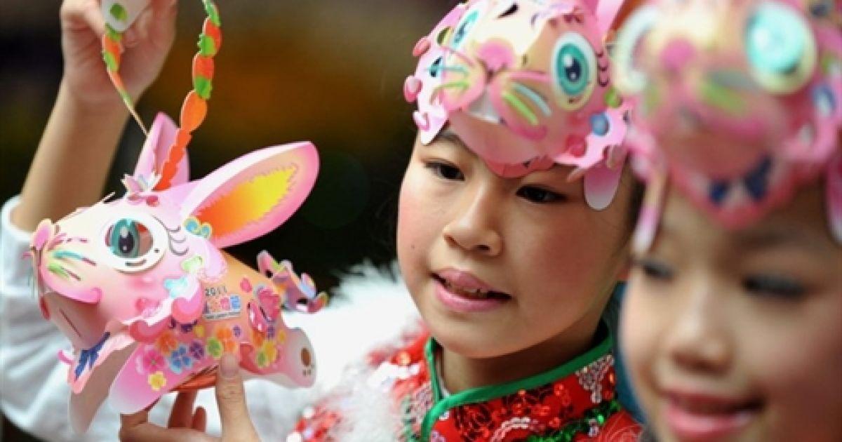 Китайський Новий рік-2011 @ AFP