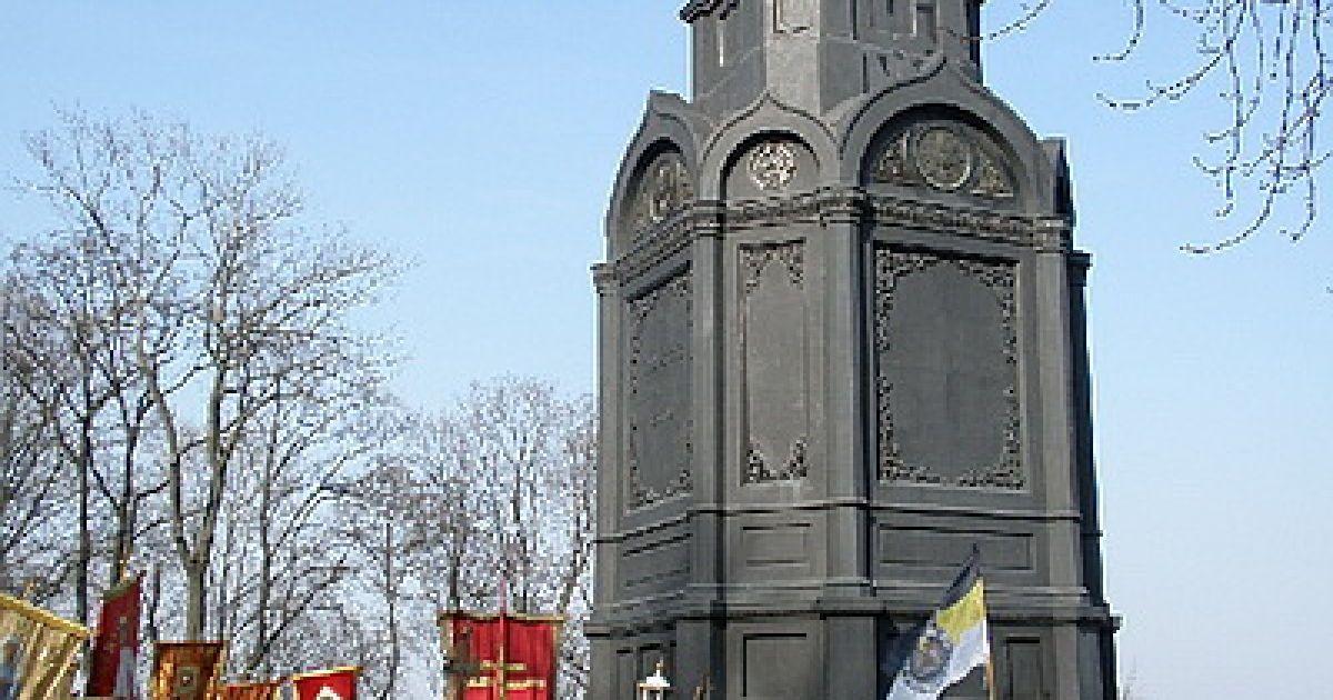 Близько тисячі людей взяли участь у хресній ході Московського патріархату @ Новый Регион