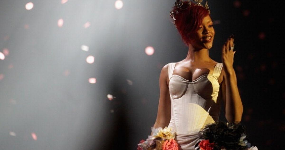 Виступ Ріанни на MTV Europe Music 2010 @ Getty Images/Fotobank