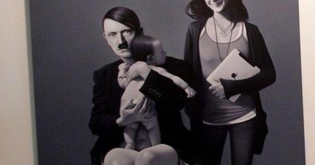 Беременный Гитлер @ Правда.ru