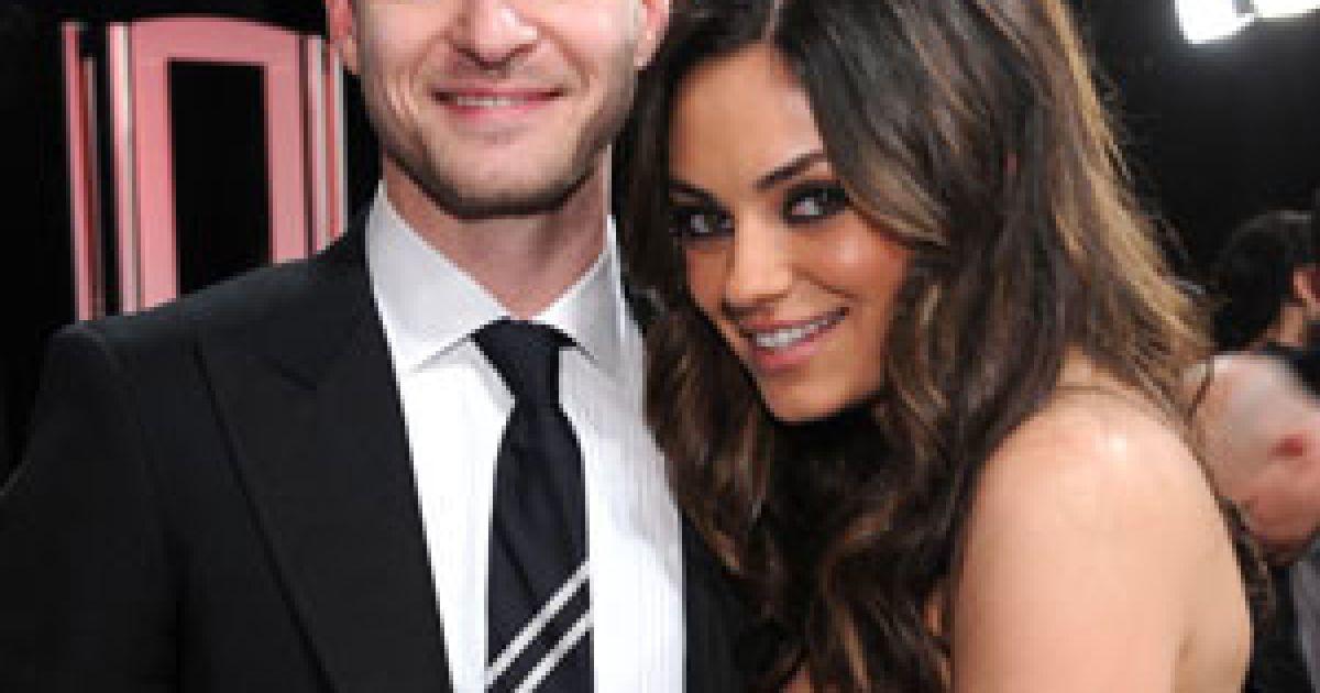 """Міла та Джастін презентують """"Секс по дружбі"""" @ Daily Star"""