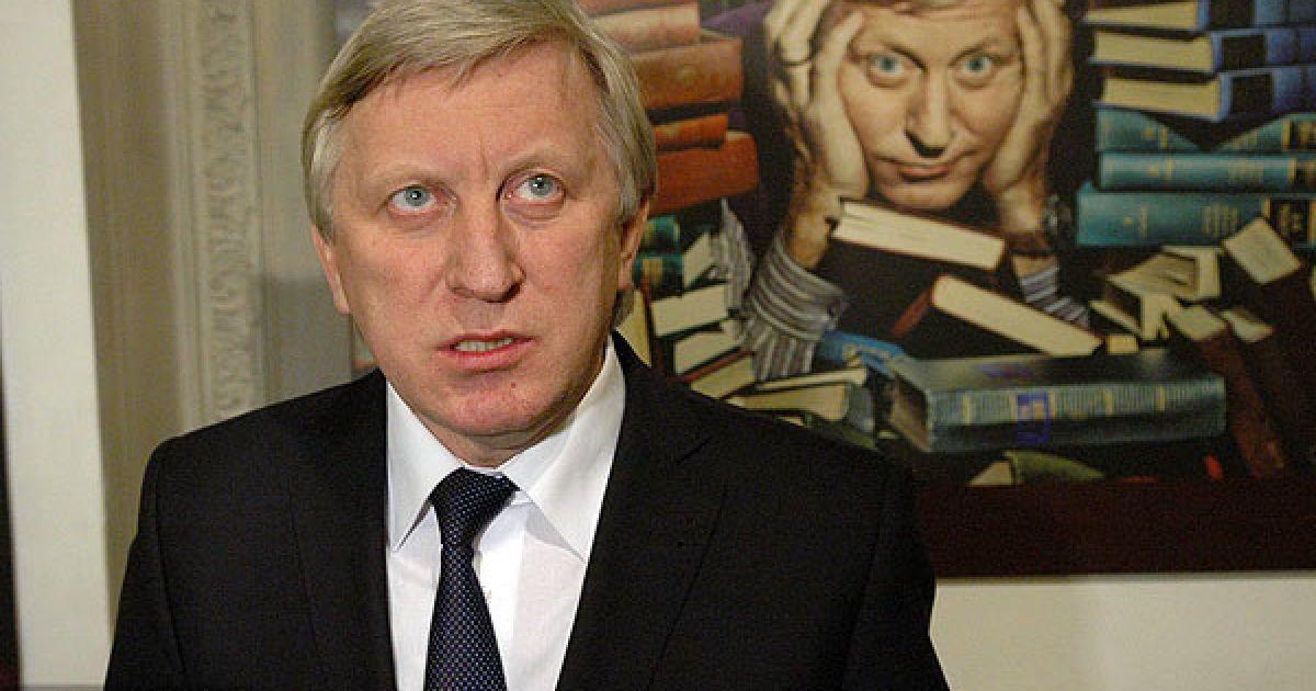 Актер Владимир Горянский остался доволен своей фотографией @ ТСН.ua